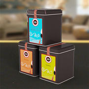 Tea box set by 3DRivers 3d model