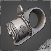 Pierścień Rewolwer 3d model