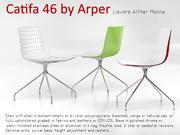 Catifa 46 by Arper 3d model