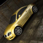Audi TT modelo 3d