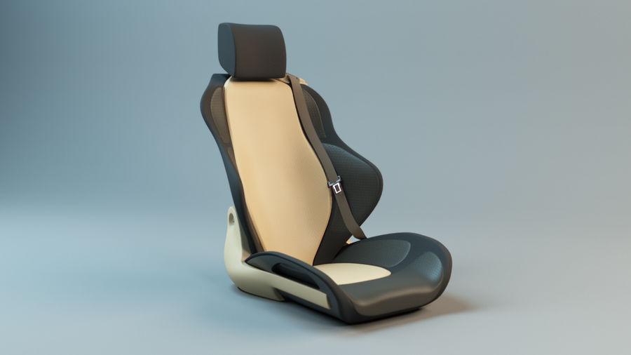 Sport Seat 3D Model $15 -  unknown  max  obj  3ds - Free3D
