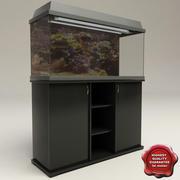 Aquarium V4 3d model