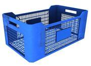 caixa plastica c4d 3d model