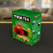 Tea box by 3DRivers 3d model