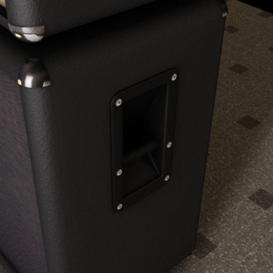 スピーカー royalty-free 3d model - Preview no. 3