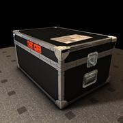 scatola 3d model