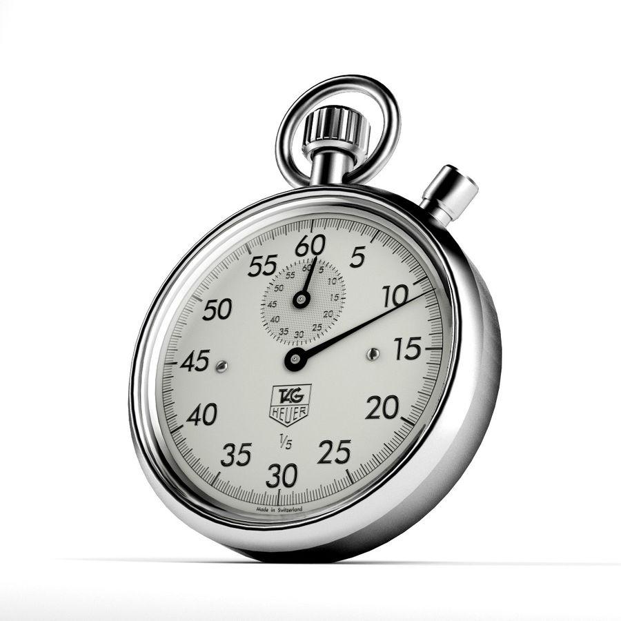 Cronômetro royalty-free 3d model - Preview no. 1