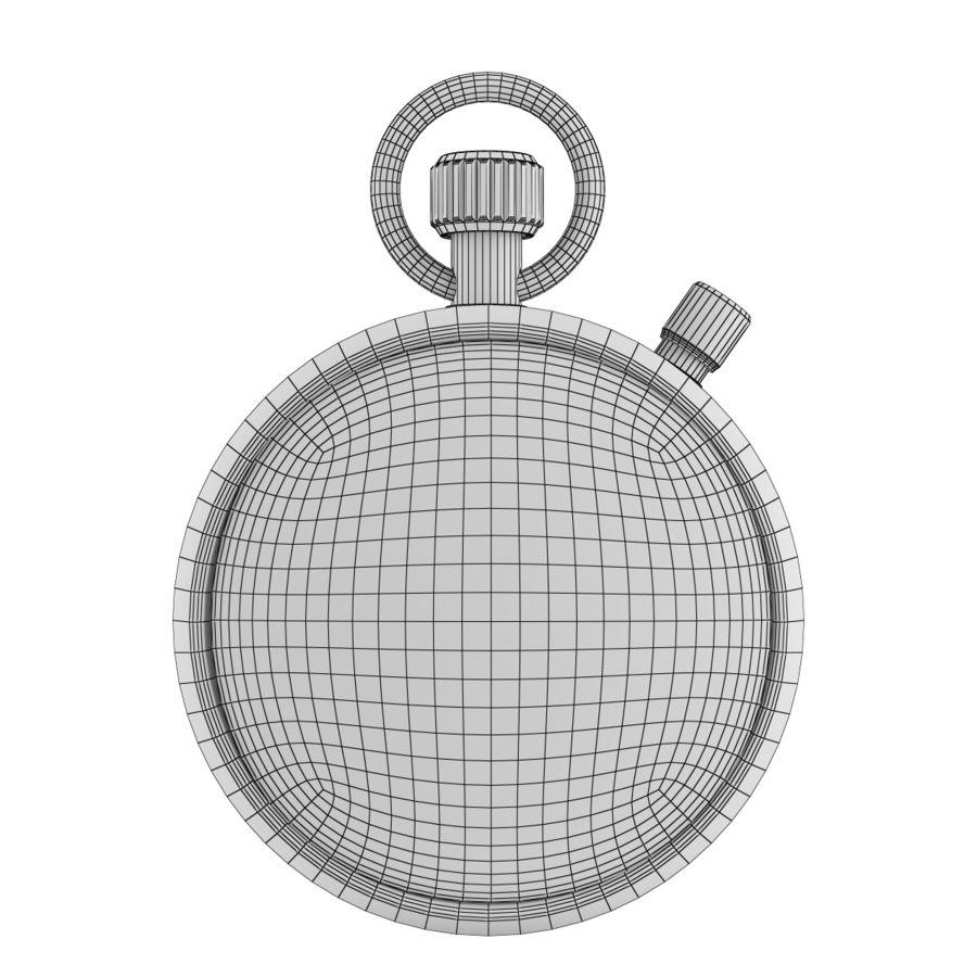 Cronômetro royalty-free 3d model - Preview no. 4