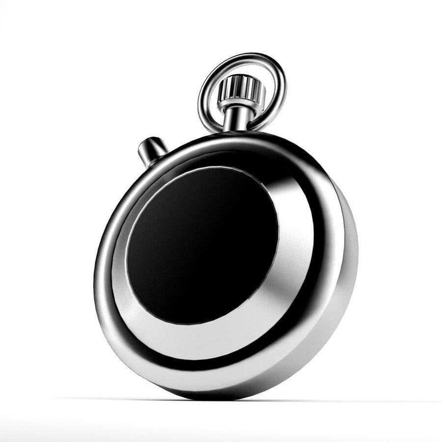 Cronômetro royalty-free 3d model - Preview no. 3