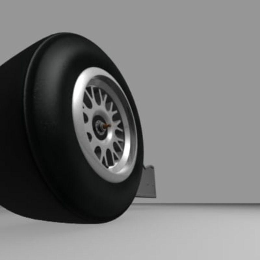 Formula Renault 2.0 royalty-free 3d model - Preview no. 13