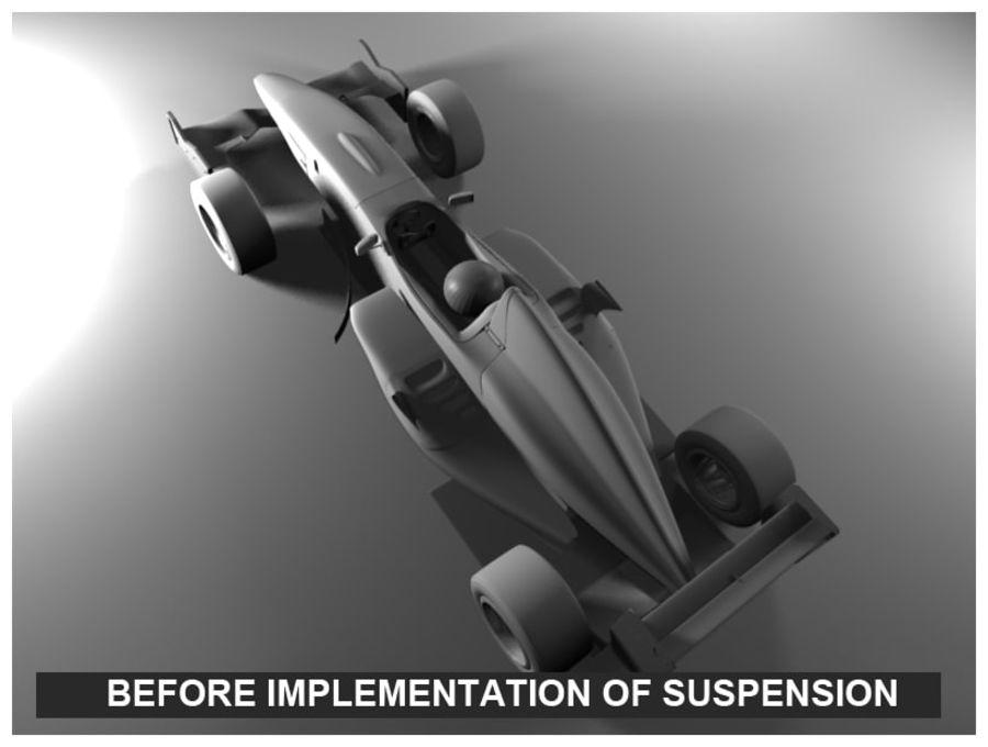 Formula Renault 2.0 royalty-free 3d model - Preview no. 7