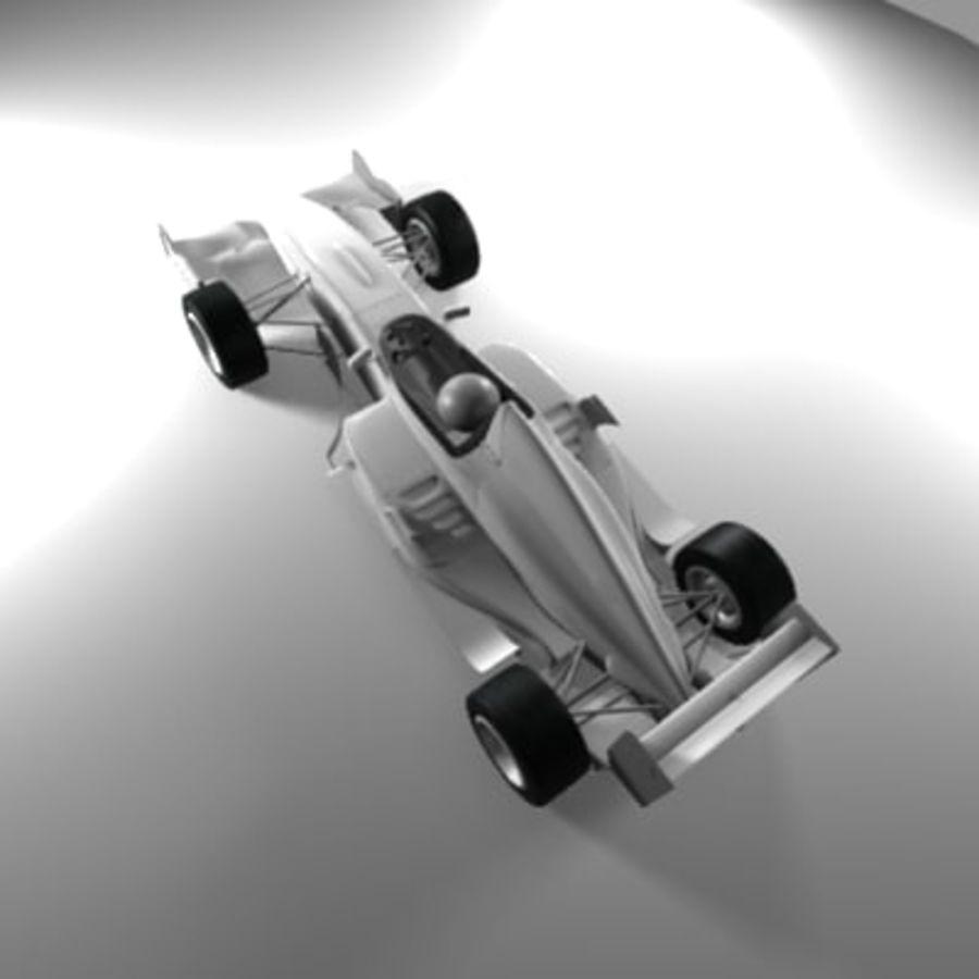 Formula Renault 2.0 royalty-free 3d model - Preview no. 12