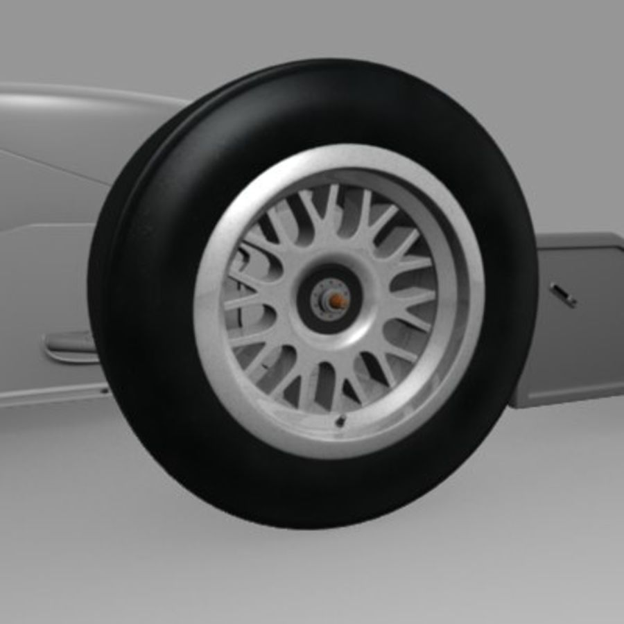Formula Renault 2.0 royalty-free 3d model - Preview no. 14