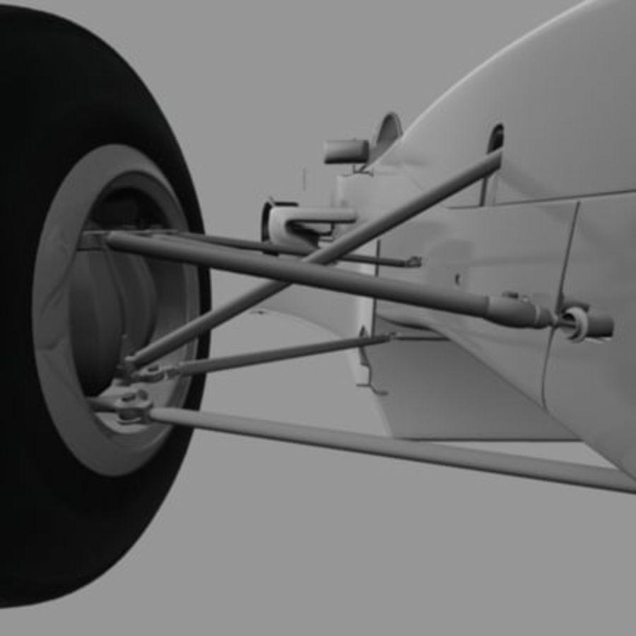 Formula Renault 2.0 royalty-free 3d model - Preview no. 11