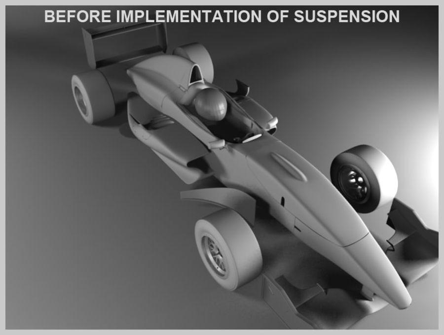 Formula Renault 2.0 royalty-free 3d model - Preview no. 5
