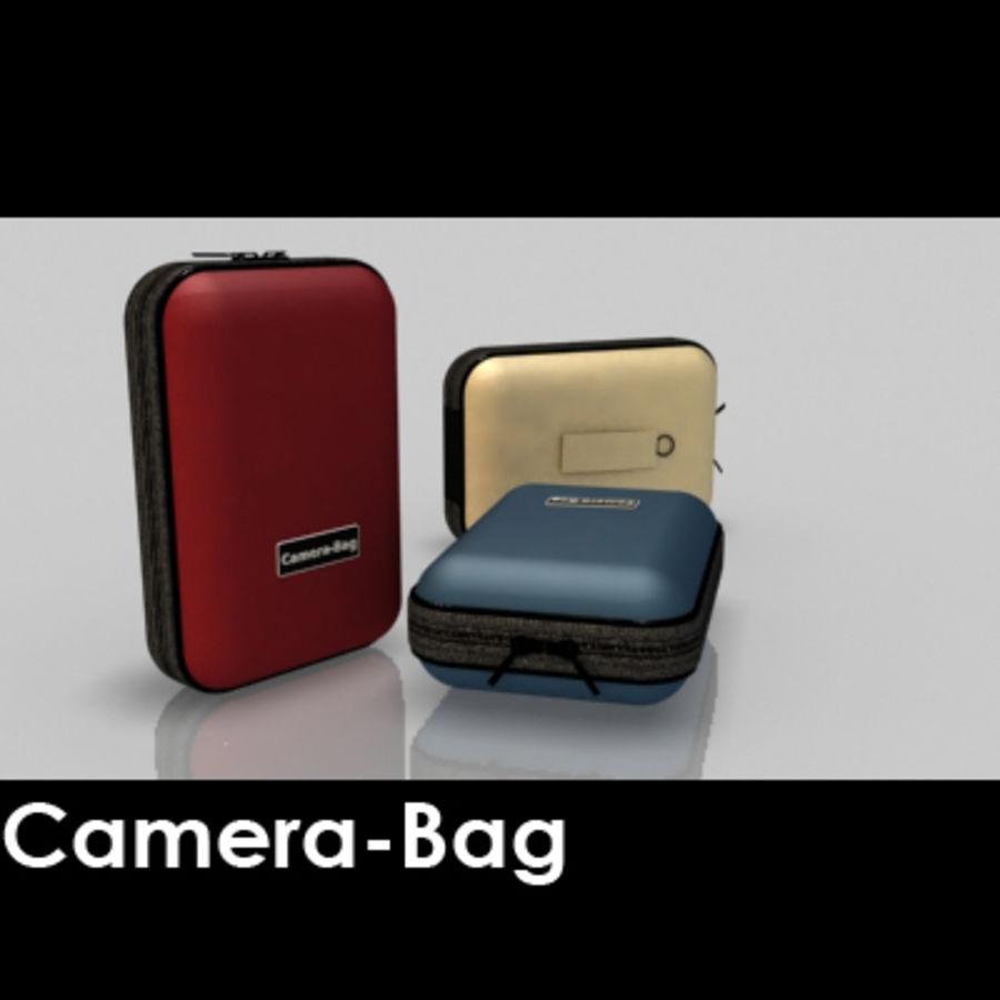 Camera Bag royalty-free 3d model - Preview no. 1