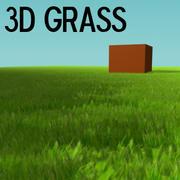 3D Grass 3d model