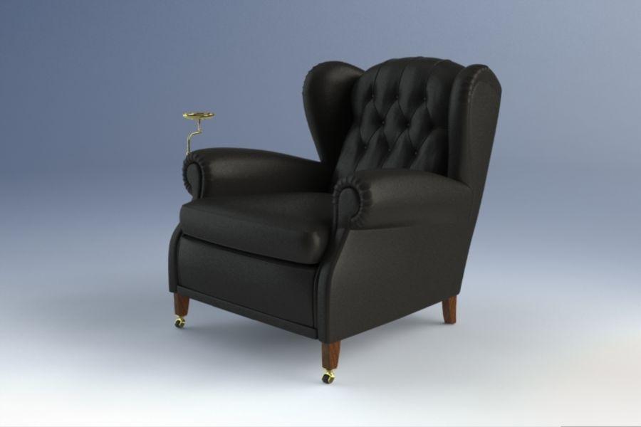 Poltrona Frau 1919 Sessel 3D-Modell $10 - .fbx .max .lxo .oth - Free3D