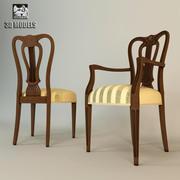 Chair Francesco Molon 3d model