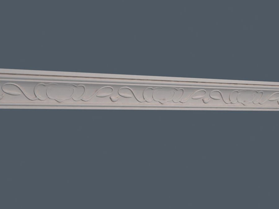 Molding royalty-free 3d model - Preview no. 5