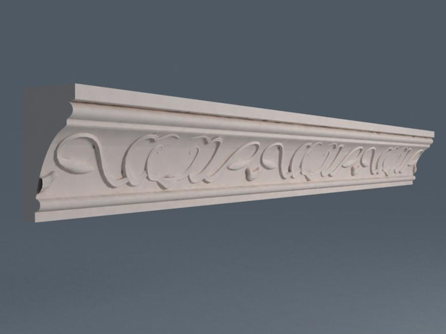 Molding royalty-free 3d model - Preview no. 1