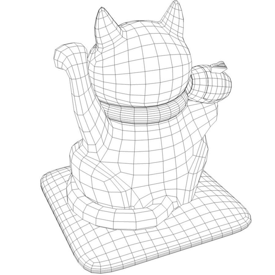 加托 royalty-free 3d model - Preview no. 5