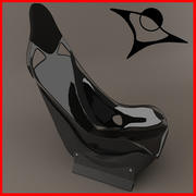 Caterham Seats 3d model