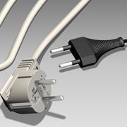 Elektrik prizi 3d model
