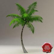 LowPoly Palm V2 3d model