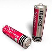 Battery_Maxell_3D.zip 3d model