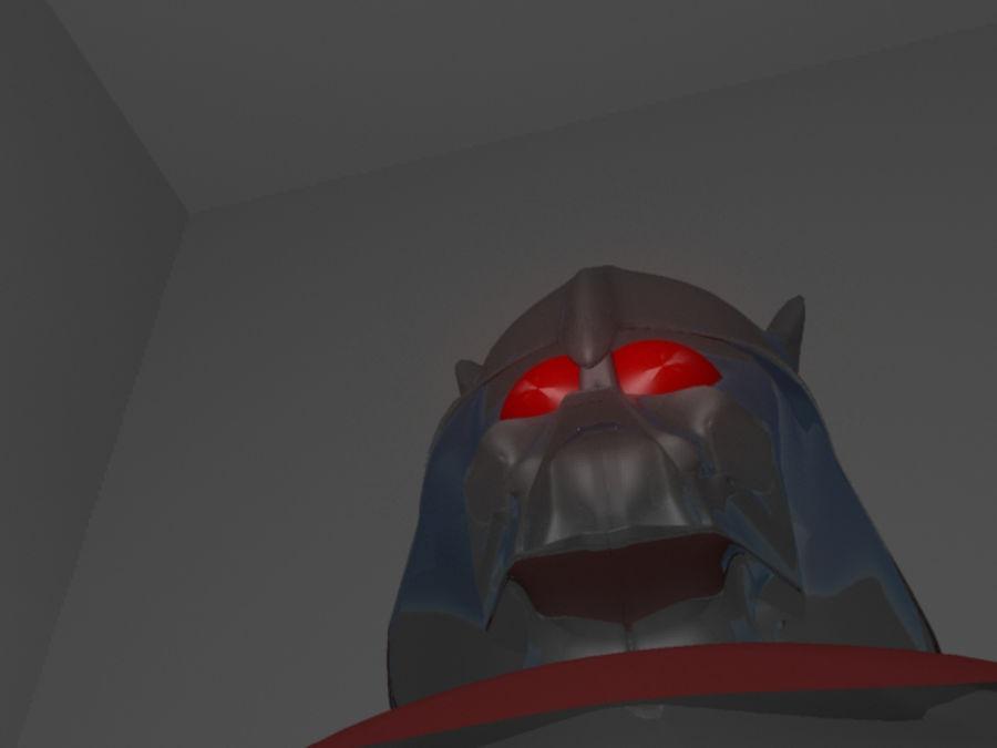 Karanlık Lord royalty-free 3d model - Preview no. 9