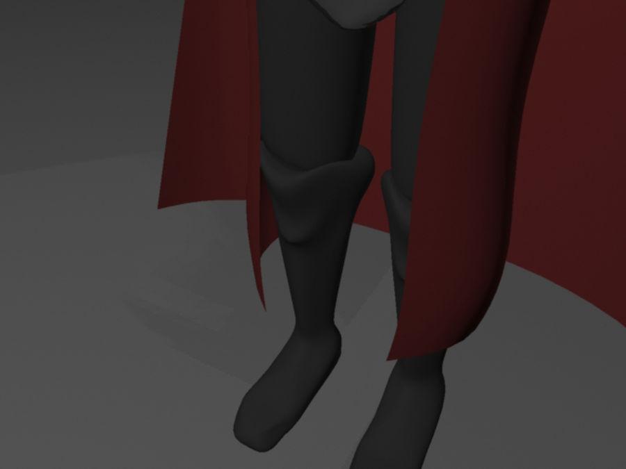 Karanlık Lord royalty-free 3d model - Preview no. 12