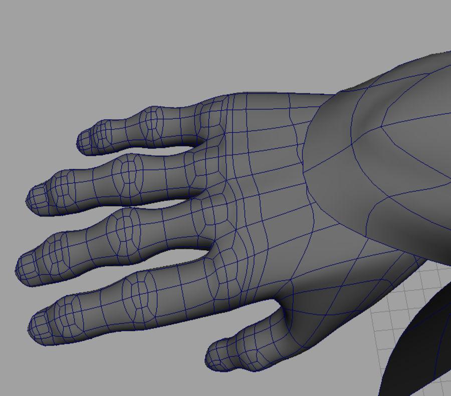 Karanlık Lord royalty-free 3d model - Preview no. 3