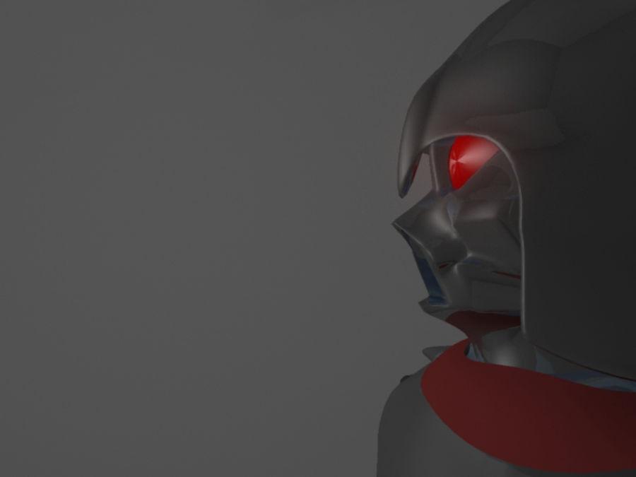 Karanlık Lord royalty-free 3d model - Preview no. 4