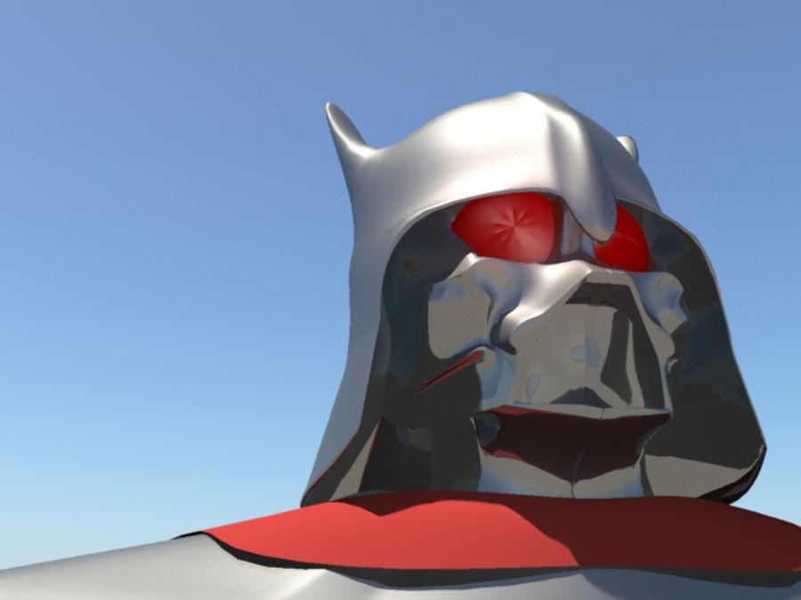 Karanlık Lord royalty-free 3d model - Preview no. 14