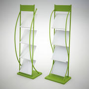 Display Rack III 3d model