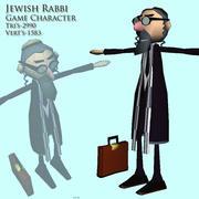 Rabbin 3d model