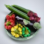 p3d vegetable_basket 3d model