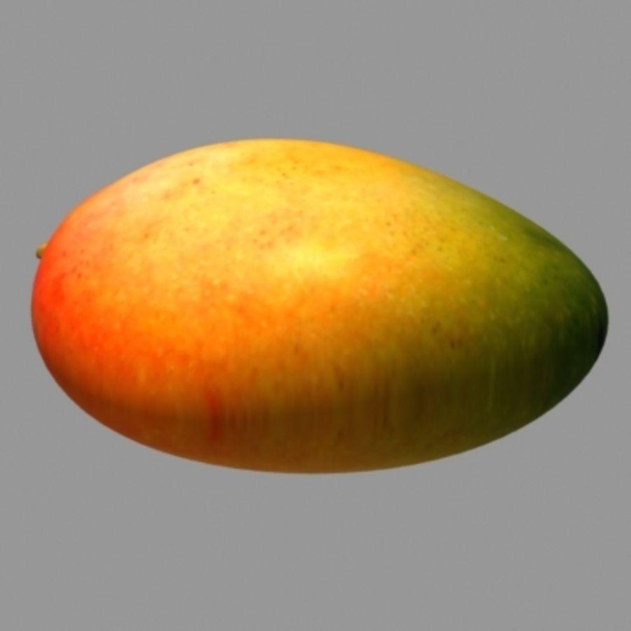 Mango royalty-free modelo 3d - Preview no. 7
