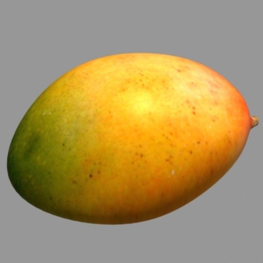 Mango royalty-free modelo 3d - Preview no. 1