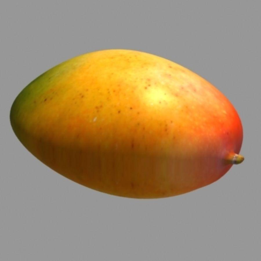 Mango royalty-free modelo 3d - Preview no. 6