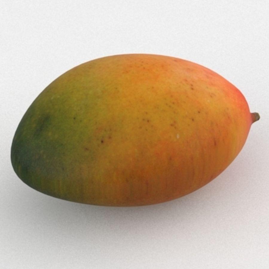 Mango royalty-free modelo 3d - Preview no. 2