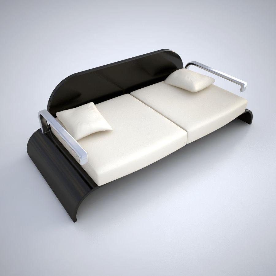 Design möbel uppsättning 2 royalty-free 3d model - Preview no. 5