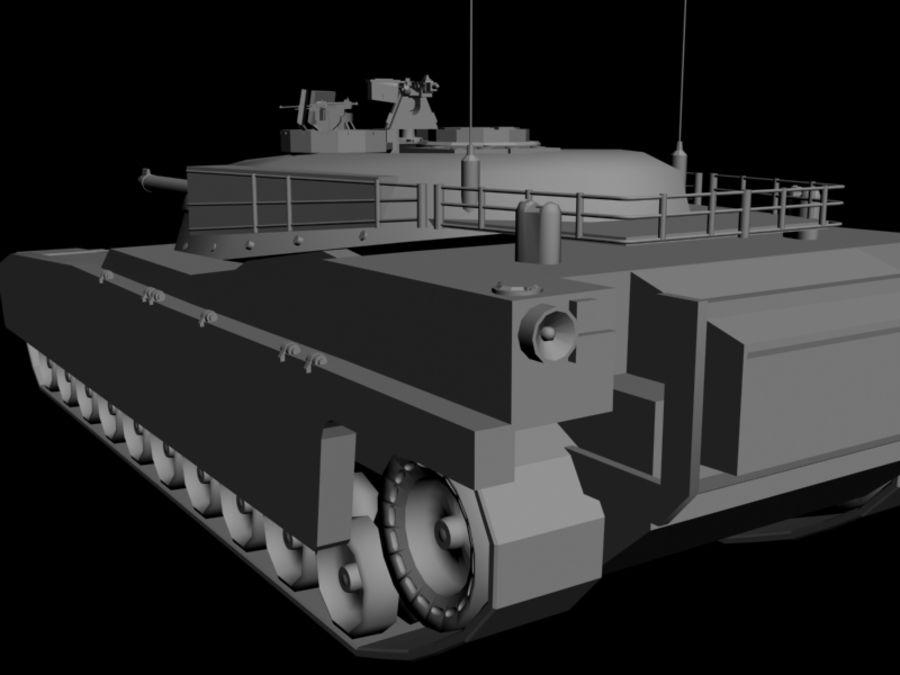 PRV Tank royalty-free 3d model - Preview no. 2