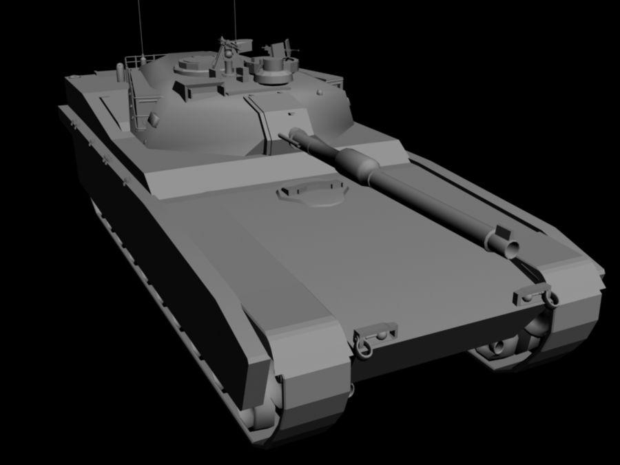 PRV Tank royalty-free 3d model - Preview no. 1