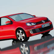 Volkswagen Car Golf GTI 5-door (VI) 3d model