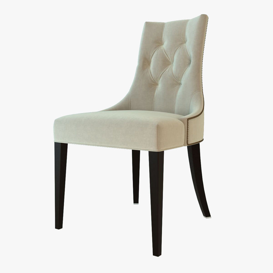 Baker Dining Room Chair 7841 3D Model $15 - .obj .fbx .max - Free3D