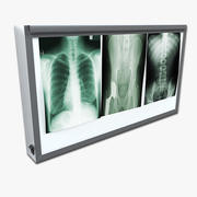 X-ray Lightbox 3d model