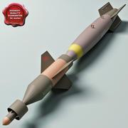 Aircraft Bomb GBU-16 PAVEWAY II 3d model