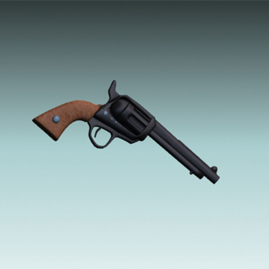Gewehr royalty-free 3d model - Preview no. 4